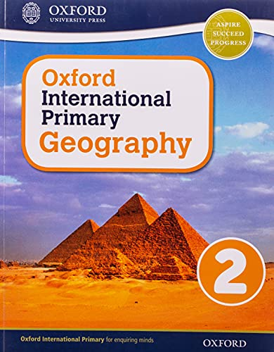 9780198310044: Oxford International Primary Geography: Student Book 2student Book 2