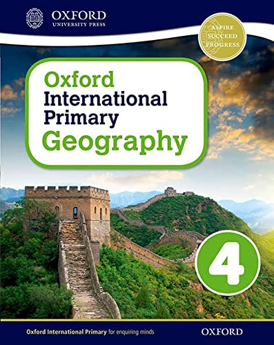 9780198310068: Oxford International Primary Geography: Student Book 4