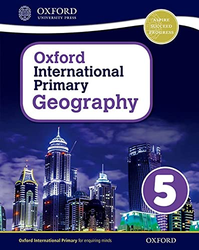 9780198310075: Oxford International Primary Geography: Student Book 5student Book 5