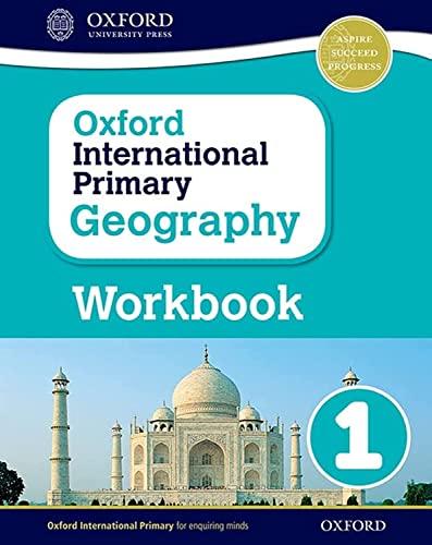 9780198310099: Oxford International Primary Geography: Workbook 1workbook 1