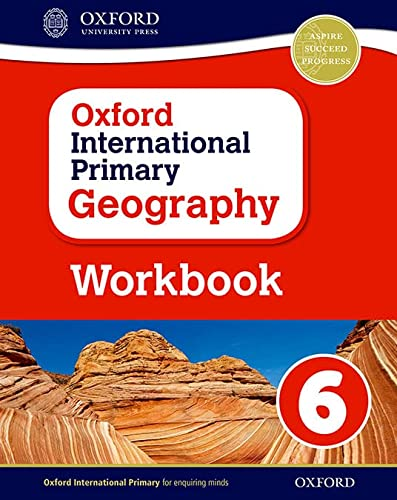 9780198310143: Oxford International Primary Geography: Workbook 6workbook 6