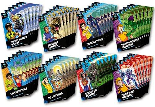 Project X Alien Adventures: Dark Blue Book Band, Oxford Levels 15-16: Dark Blue Book Band, Class ...