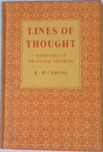 9780198311263: Lines of Thought