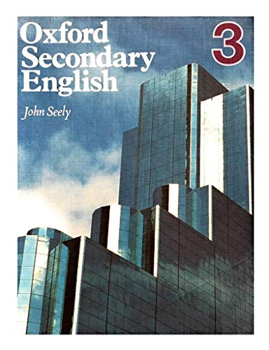 9780198311379: Oxford Secondary English: Bk.3