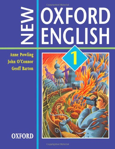 New Oxford English: Students Book 1: Powling, Anne and