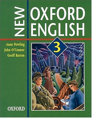 9780198311928: New Oxford English: Student's Book 3