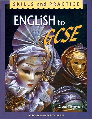 9780198312895: English to GCSE (English To Gsce)
