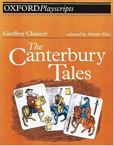 9780198312932: The Canterbury Tales: Play