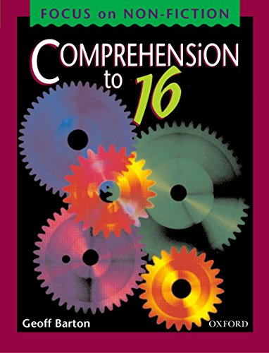 Comprehension to GCSE: Student's Book (0198314477) by Geoff Barton