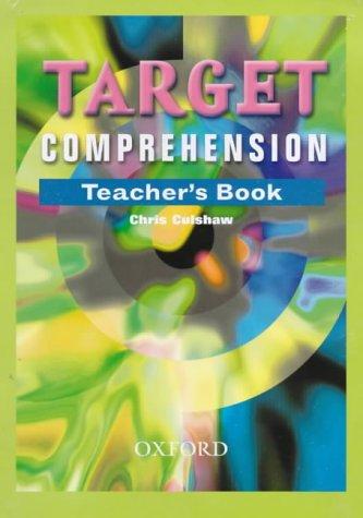 9780198314813: Target Comprehension: Teacher's Book