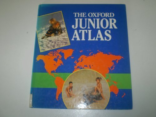 9780198316565: Oxford Junior Atlas