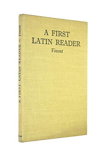 A First Latin Reader: C. J. Vincent