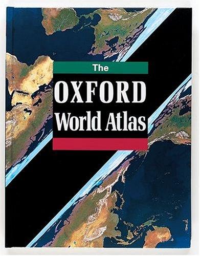 9780198317845: Oxford World Atlas