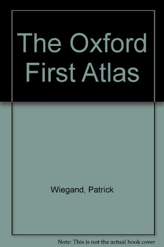 9780198317944: The Oxford First Atlas