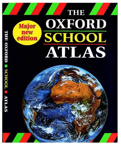 9780198318378: The Oxford School Atlas