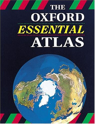 9780198318415: The Oxford Essential Atlas