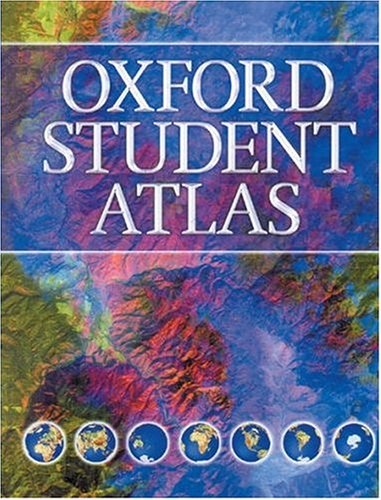 9780198318774: The Oxford Student Atlas