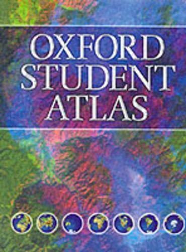 9780198318781: Oxford Student Atlas