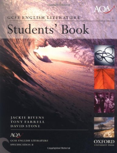 9780198318965: AQA English GCSE Specification B: English Literature Students' Book