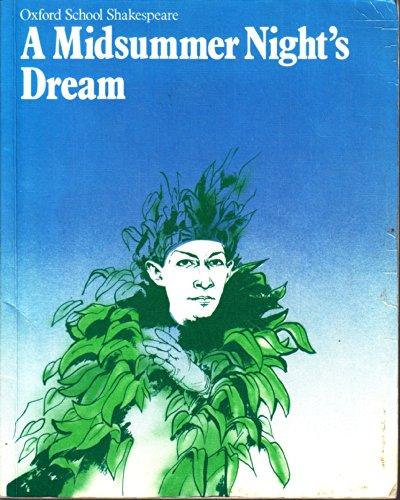 9780198319382: Midsummer Night's Dream (Oxford School Shakespeare)