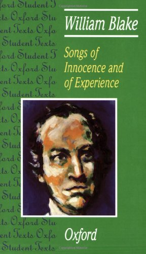 9780198319528: Songs of Innocence and of Experience: William Blake (Oxford Student Texts)