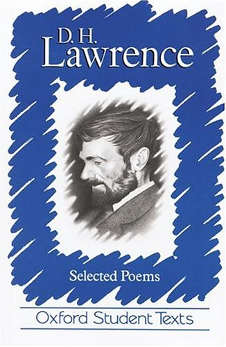 D. H. Lawrence: Selected Poems.: TODD, Jan, (Editor).
