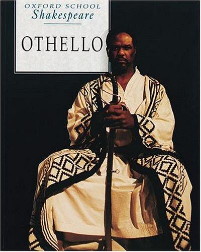 9780198319788: Othello (Oxford School Shakespeare)