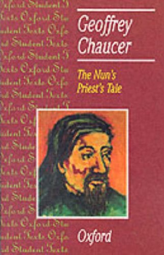 9780198319870: The nun's priest's tale (Oxford Student Texts)