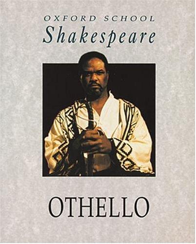 9780198319955: Othello (Oxford School Shakespeare)