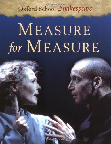 9780198320104: Measure for Measure (Oxford School Shakespeare Series)