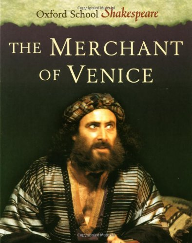 9780198320173: The Merchant of Venice (Oxford School Shakespeare Series)