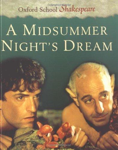 9780198320210: A Midsummer Night's Dream (Oxford School Shakespeare Series)
