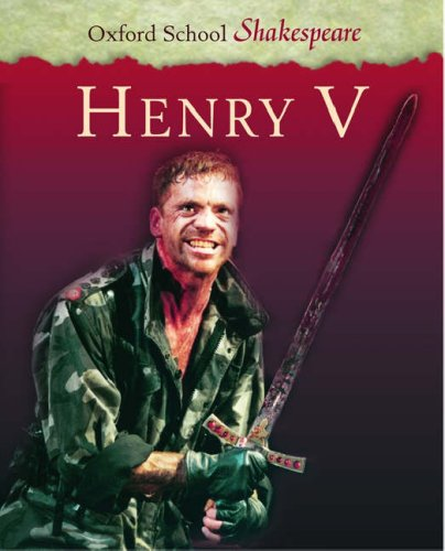 9780198320326: Henry V (Oxford School Shakespeare Series)
