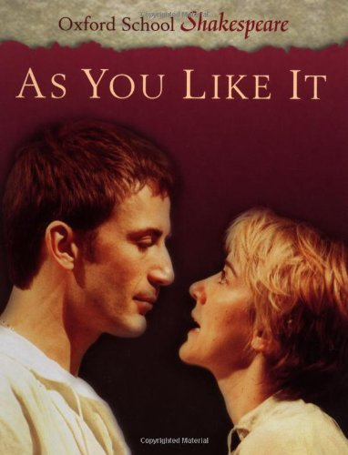 9780198320487: As You Like It (Oxford School Shakespeare Series)