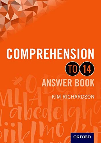 9780198321101: Comprehension to 14 Answer Book