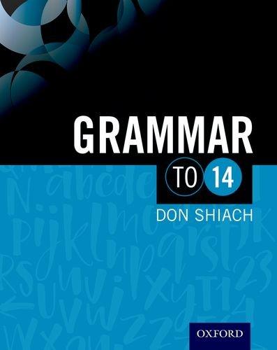 9780198321118: Grammar to 14
