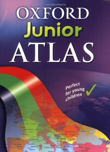 9780198321576: ATLASES JUNIOR ATLAS