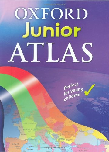 9780198321583: Oxford Junior Atlas