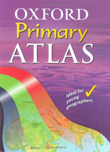 9780198321606: Oxford Primary Atlas