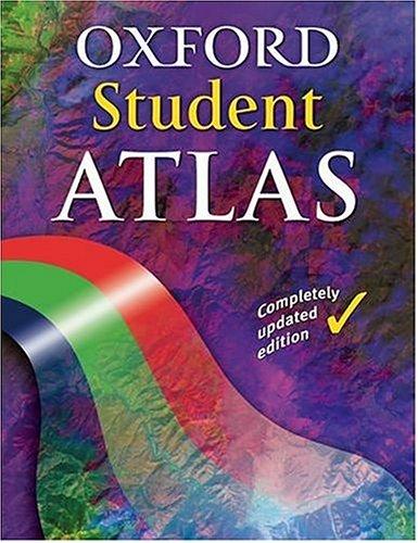9780198321637: ATLASES STUDENT ATLAS