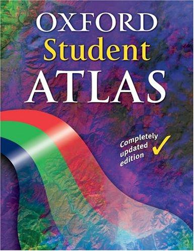 9780198321644: ATLASES STUDENT ATLAS