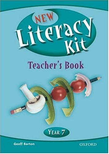 New Literacy Kit: Year 7: Teacher s Book (Mixed media product): Geoff Barton, Michaela Blackledge, ...