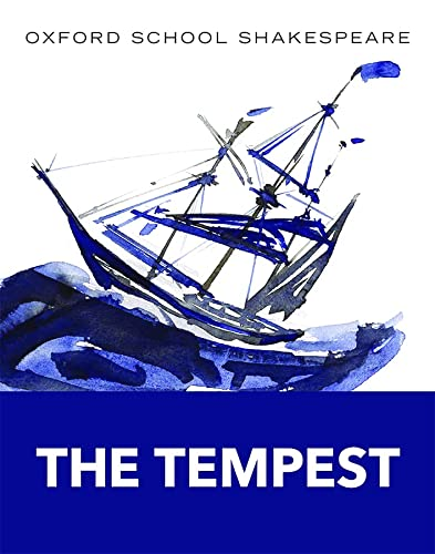 9780198325000: The Tempest: Oxford School Shakespeare (Oxford School Shakespeare Series)