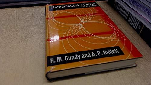 Mathematical models: Cundy, H. Martyn