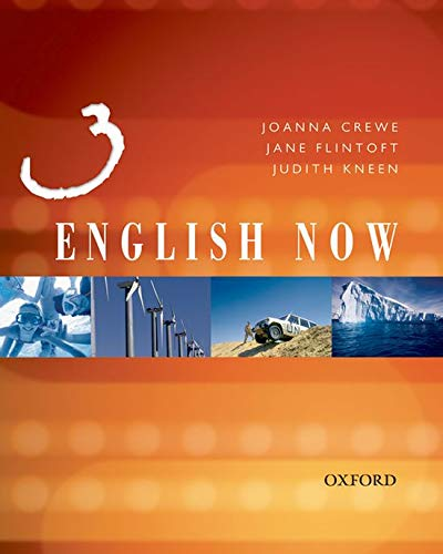 9780198325543: Oxford English Now: English Now 3: Students' Book