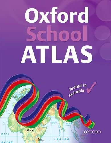 9780198325680: OXFORD SCHOOL ATLAS