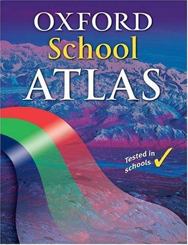 9780198325697: Oxford School Atlas h/b
