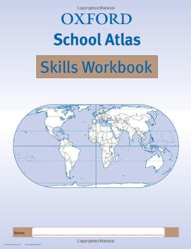 9780198325789: Oxford School Atlas Skills Workbook