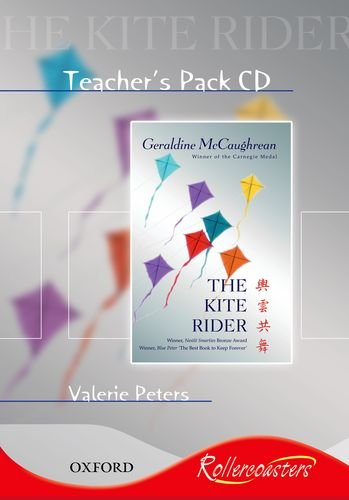 Rollercoasters: The Kite Rider Teacher Pack with CD-ROM: Teacher Pack with CD-ROM: Peters, Valerie