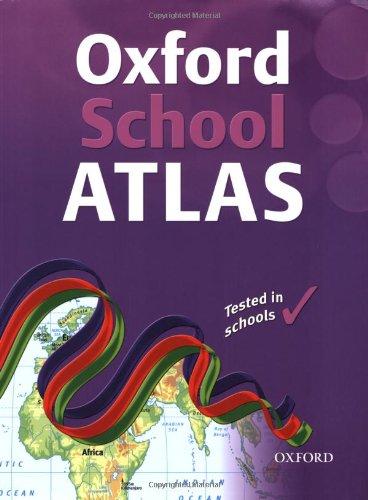 9780198326991: OXFORD SCHOOL ATLAS (World Atlas)